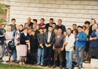 about 1990 the Serbian part of the Bosnian nationality family