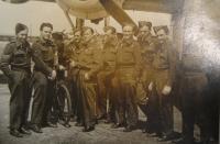 Staff of RAF