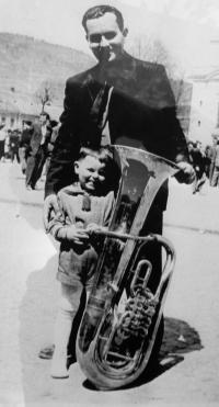 So synom Jánom v polovici 50. rokoch 20. storočia