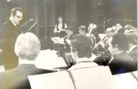 Dirigent závodnej kapely