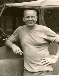 PhDr. Jaroslav Mucha in 1979