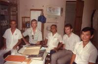 Malaria tým, rok 1985
