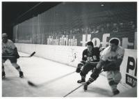1967, Wien, match against Canada