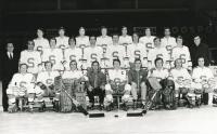 1968-69, Sparta hockey team
