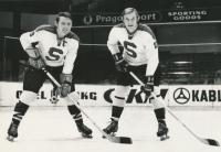 Jan Havel and Jiří Kochta