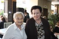 Maud Beer and Ruth Federman, both cousins were born as Steckelmacher