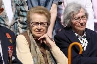 Zoe Klusáková Svobodová  - pietní akt Dolní Lhota 29. 4. 2009