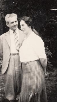 Parents 1935