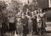 "Children ""of Svatoboricei"" after war"