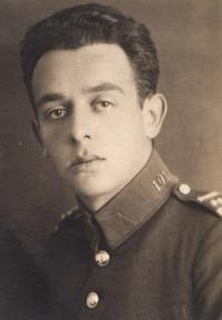 Otec v čs. armádě, 1925