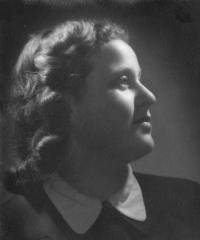 Eva Kohnová Horová, přítelkyně z pokoje 28, Terezín