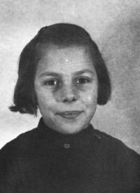 Ruth Šlechtová, přítelkyně z pokoje 28, Terezín