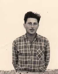 Chajim Drori, manžel, 1969
