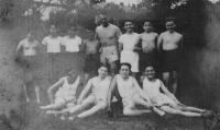 Sport club Maccabi in Jihlava 1937-38