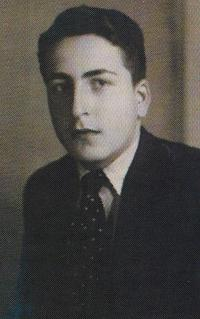 Dov Strauss March 1939