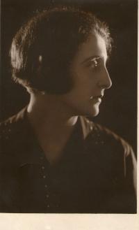 Zdena Tejčková, roz. Edelsteinová (1926)