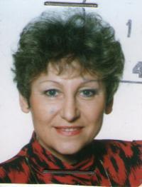 Eva Doleželová, née Tejčková