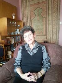 Current photo of Ms. Doleželová