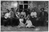 Rodina babičky Marie Petrovny Filipovičové