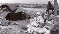 Život u Stalingradu, rok 1944