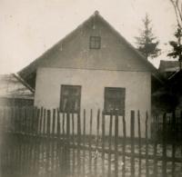Mr. Chromčák's house in Prlov