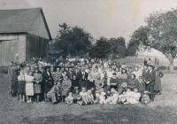 christian meeting in Bratřejov