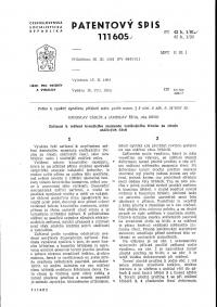 Radoslav Sáblík' s patent registration