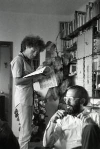 János Kenedi and János Kis