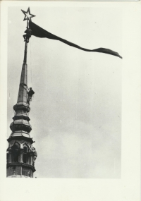 Black Flag - Liberec Town Hall