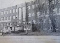 Bývalé sídlo gestapa v Ostravě, kde vyslýchali Jarmilu Foralovou