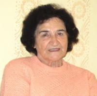 Jarmila Foralová v roce 2014