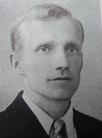 Strýc Josef Bílek zapojený do partyzánské skupiny Jiskra