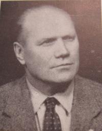 Strýc Štěpán Bílek zapojený do partyzánské skupiny Jiskra