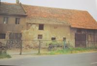 Hubert Kirchner's native house in Kameniece (Grenstol in German)