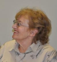 Jitka Borkovcová - contemporary portrait nr. 2