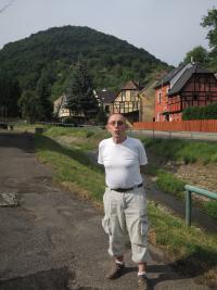 Jaroslav Haidler in Povrly