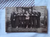 Family photo of Dobromila Janáková