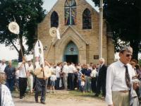 Protestant church in Boratín
