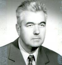 Photo from an ID card, year unknown