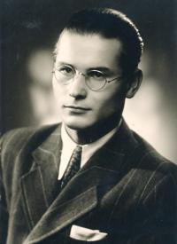 Vítězslav Landsmann, Ivan Landsmann's Father