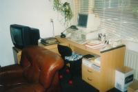 Ivan Landsmann's Desk (Rotterdam, 1991)