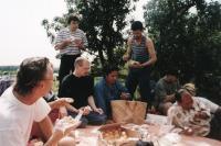 Ivan Landsmann on a Trip with His Friends (27/07/1998)