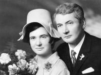 Second wedding of Jana Andrlíková (with Miroslav Andrlík)