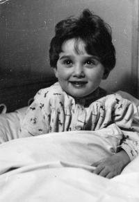 Jana Andrlíková's daughter Ivana