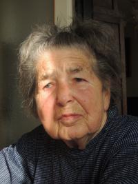 Olga Bojarová in 2014