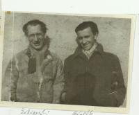 Žilinský and Stanislav Pavlík in the Auxiliary Technical Battalions