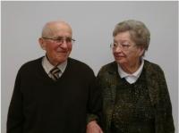 Eliška a Josef spolu v Americe strávili více než čtyři desetiletí / Eliška and Josef spent in America more than 4 decades together