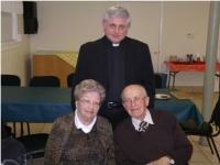 Výročí svatby - v České katolické misii s otcem Dušanem Hladíkem / Wedding anniversary - in Czech Catholic Mission with Father Dušan Hladík