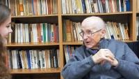 He is 94, still bringing  joy to people around him