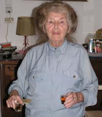 Gaydečková Anita Prague July 2007